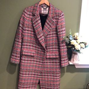 Milly Colorful long jacket